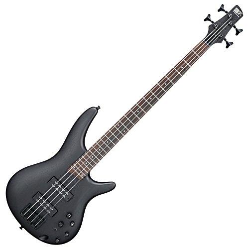 Ibanez 4-String Electric Bass Guitar Black