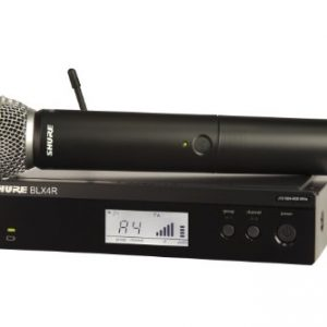 Shure Handheld Wireless System with Vocal Microphone