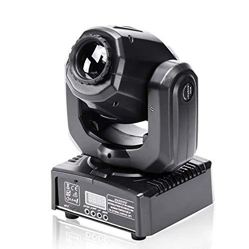 Stage Lighting DJ Moving Head Lights 50W LED Spot 4 Color Light