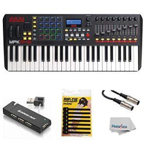 Akai Professional Compact Keyboard Controller (49-Key)