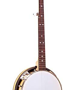 Gold Tone Cripple Creek Banjo with Resonator