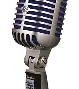 Shure Super Deluxe Vocal Microphone