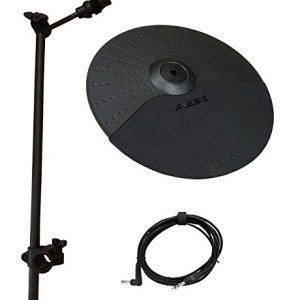 Alesis Nitro Cymbal Expansion Set: 10 Inch Cymbal with Choke