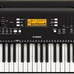 Yamaha 61-Key Touch Sensitive Portable Keyboard