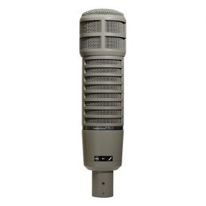 Electro-Voice Broadcast Announcer Microphone