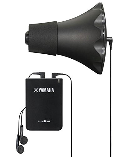 Yamaha SB6X-2 Silent Brass System for Flugelhorn w/Pickup Mute and Personal