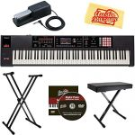 Roland FA-08 88-Note Music Workstation Bundle with Roland