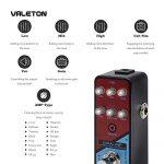 Valeton Coral Amp Modeling Preamp Digital Amplifier Modeler Guitar Effects Pedal 1