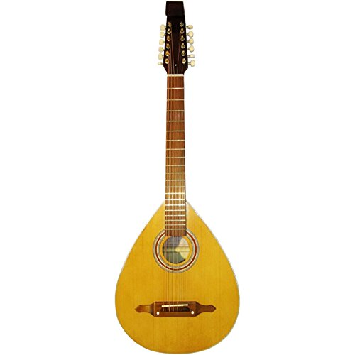 New Acoustic 12 Twelve String Lute Folk Guitar Kobza. Vihuela. Ukraine