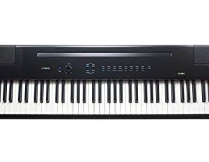 Artesia 88-Key Weighted Hammer Action Digital Piano with Sustain Pedal