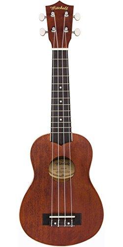 Mitchell MU40 Soprano Ukulele Natural