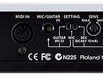 Roland Mobile Studio Canvas Sound Module and Audio Interface 1