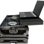 Harmony HCDDJSBLT Flight Glide Laptop Stand Road DJ Case fits Pioneer DDJ-SB3 2