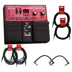 BOSS RC-30 Guitar Pedal Loop Station w/6 FREE Cables 2