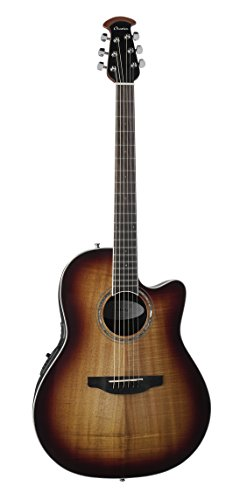 Ovation Celebrity Standard Exotic Super Shallow Depth, Acoustic-Electric Guitar