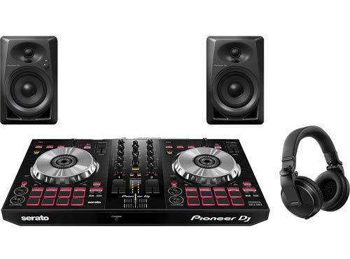 Pioneer Pro DJ Bundle with Headphones