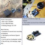 Ximimark 2Pcs ISD1820 Sound Voice Recording Playback Module Sound Recorder Board With Microphone Audio Loudspeaker 2