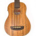 Hadean Acoustic Electric Bass Ukulele UKB-23 1