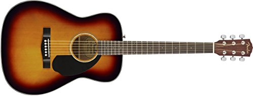 Fender CC-60s Right Handed Handed Acoustic Guitar - Concert Body Style