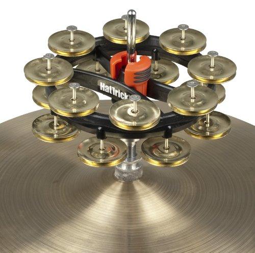 Rhythm Tech The Hat Trick G2 Double Row Brass Jingles
