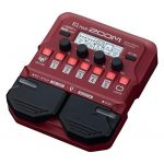 Zoom Bass Multi-Effects Pedal (B1 FOUR) 3
