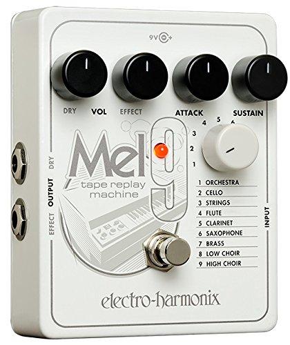 Electro-Harmonix EQ Effects Pedal