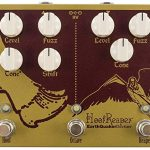 EarthQuaker Devices Hoof Reaper V2 Double Fuzz Guitar Effects Pedal