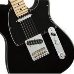 Fender Player Telecaster Electric Guitar – Maple Fingerboard – Black 3
