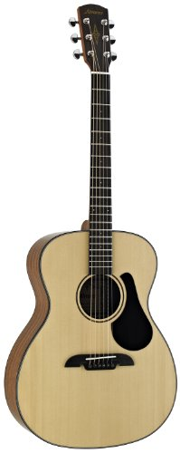 Alvarez Artist Series Folk Guitar, Natural/Glass Finish