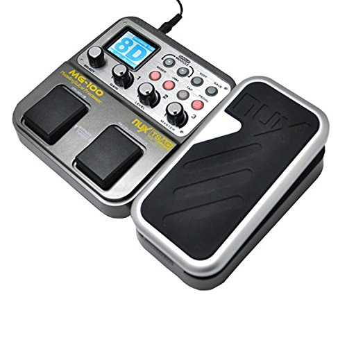 NUX Multi-Effects Pedal Processor