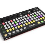 Akai Professional Fire | Performance Controller for FL Studio With Plug-And-Play USB Connectivity + M-Audio AIR 192|4-2-In 2-Out USB Audio Interface + DJ Headphones + Cables + RipTie 3