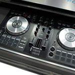 Harmony HCDDJSBLT Flight Glide Laptop Stand Road DJ Case fits Pioneer DDJ-SB3 3