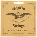 Aquila New Nylgut Tenor Ukulele Strings - Wound Low G