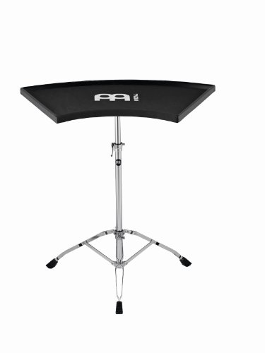 Meinl Percussion TMPETS Double Braced Tripod Ergo Percussion Table