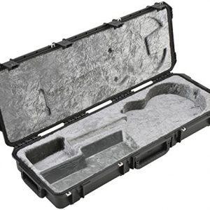 SKB Injection molded Les Paul Flight Case - TSA Latches