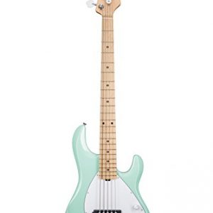 Sterling by Music Man StingRay Ray5 Bass Guitar in Mint Green
