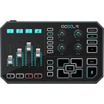 TC-Helicon GO XLR 4-channel USB Streaming Mixer with Voice FX, Effects and Sampler + SR360 Over-Ear Dynamic Stereo Headphones, Audio-Technica ATR1100 Handheld Microphone & Accessory Bundle 3