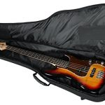 Gator Cases 4G Series Gig Bag For Bass Guitars with Adjustable Backpack Straps; Fits Precision and Jazz Bass Style Bass Guitars (GB-4G-BASS) 2