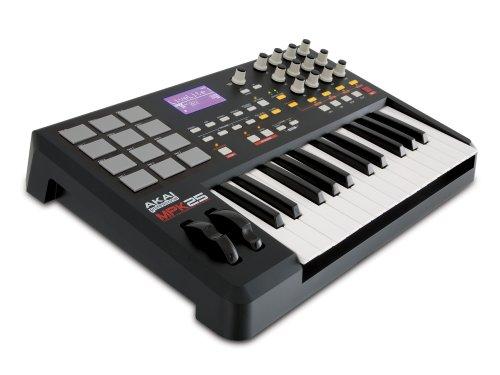 Akai Professional 25-Key USB MIDI Keyboard Controller