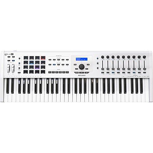 Arturia KeyLab MkII 61 Keyboard Controller