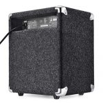 Donner 15W Bass Guitar Amplifier DBA-1 Electric Practice Bass Combo AMP with cable 3