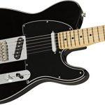 Fender Player Telecaster Electric Guitar – Maple Fingerboard – Black 2