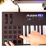 Alesis VI49 | 49-Key USB MIDI Keyboard Controller with 16 Pads, 16 Assignable Knobs, 48 Buttons and 5-Pin MIDI Out Plus Production Software Included 2