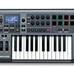 Novation Impulse 25 USB Midi Controller Keyboard, 25 Keys (Renewed)