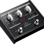VOX StompLab 1G Multi-Effects Modeling Pedal for Guitar 2