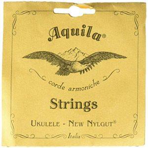 Aquila corde armoniche New Nylgut, Ukulele