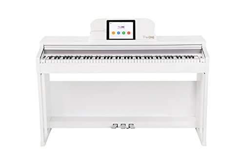 The ONE Smart Piano, Weighted 88-Key Digital Piano