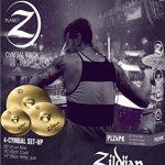 Zildjian Planet Z 4 Cymbal Set (14″ pr, 16″, 20″)