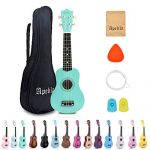 Apelila 21 inch Soprano Ukulele Acoustic Mini Guitar Musical Instrument