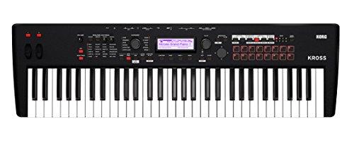 Korg Kross 61-Key Synthesizer Workstation